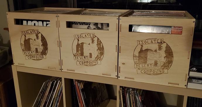 recordboxes