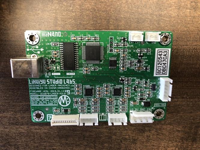 Original Board - m2 Nano