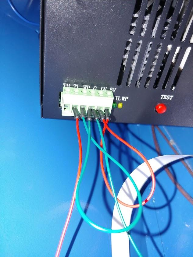 Laser not firing - new laserboard - Hardware Installation
